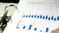 Analyzing financial data video