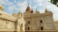 Ananda Temple lion guardian video