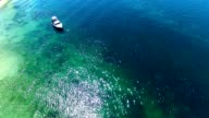 Anchored Boat video