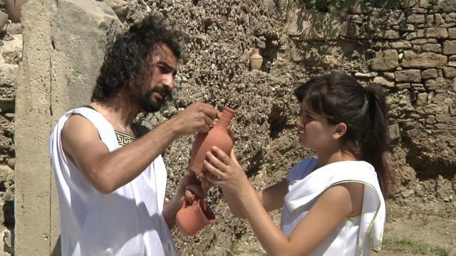 Ancient Agora video