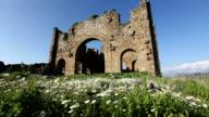 ancient city of Aspendos video
