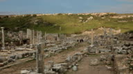 Ancient City Of Perge video