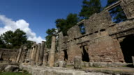 ancient city of Seleucia (Lybre) time lapse video