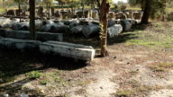 Ancient city of Troy - UNESCO historic site video