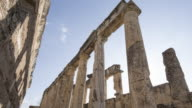 Ancient Hierapolis, Pamukkale, Denizli, Turkey video