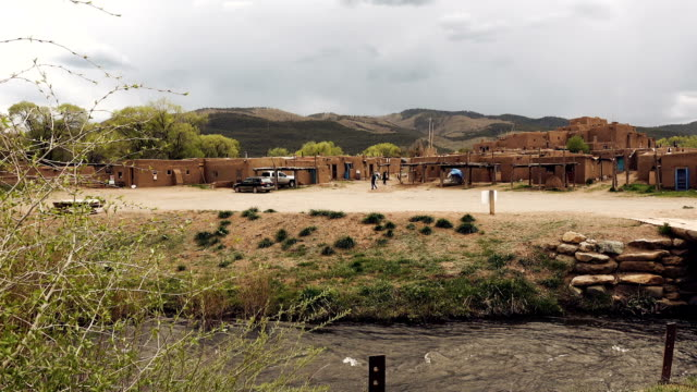 Ancient Pueblo Village - Modern Day Living video