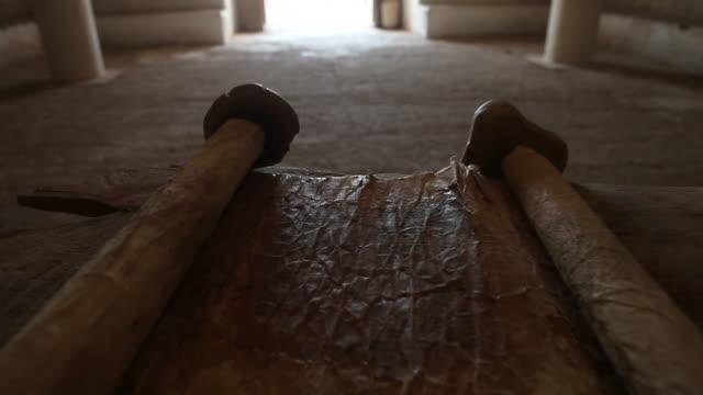 HD Ancient Scrolls video