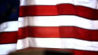 AMERICAN FLAG and GAVEL video