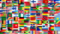 MULTIPLE UNITED KINGDOM and member states of the united_nations (LOOP) video