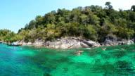 Andaman sea video