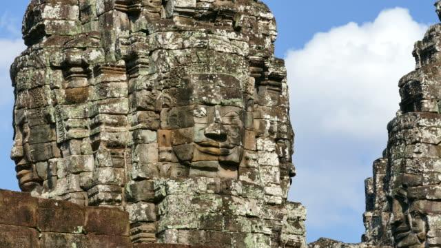 Angkor Bayon Temple in Cambodia video