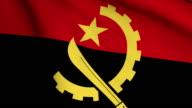 Angolan Flag video