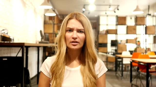 Angry Girl video