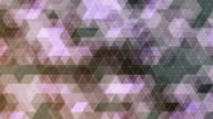 Animated abstract background video