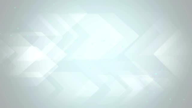 Animated diamonds on gray background element video