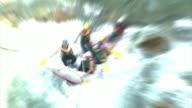 HD: Animated Rafting video