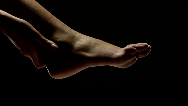 Ankle pain video