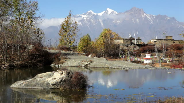 Annapurna Range video