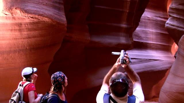 HD: Antelope Canyon video