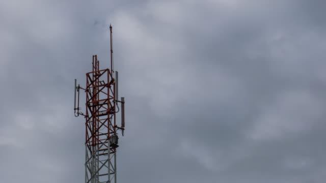 Antenna time lapse video