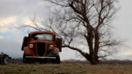 Antique Farm Truck video