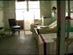 antique hospital room video