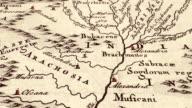 Antique Maps Moves video