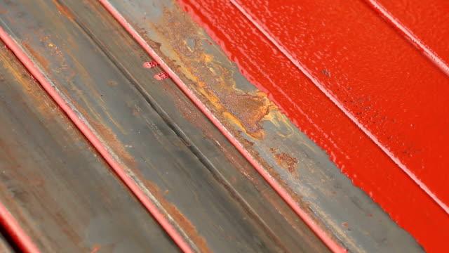 Anti-rust paint video