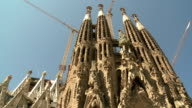 Antoni Gaudí compilation; Sagrada Família & Park Güell, Barcelona video