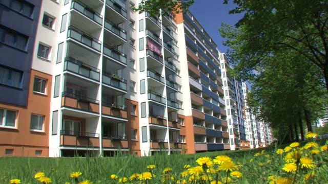 Apartment Block video