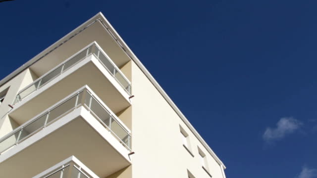 Apartment building, Euromed renovation project, Marseille video