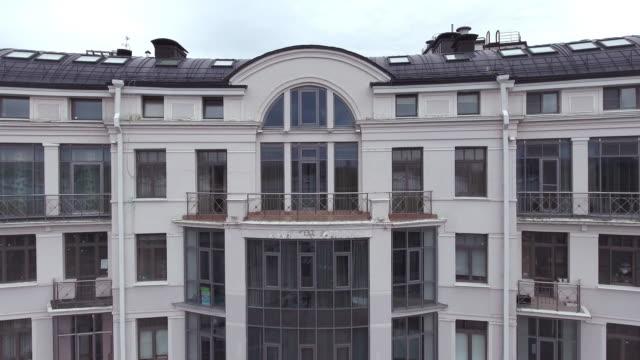 Apartment building video
