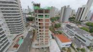 apartment construction in brazil video