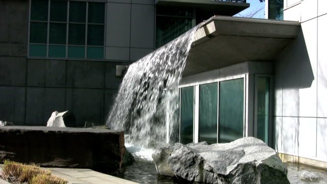 Apartment Fountain (HD 1080p30) video