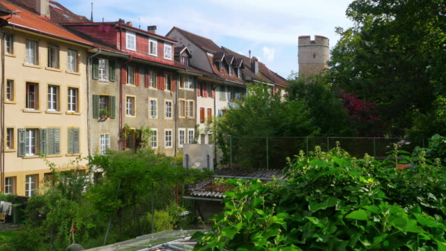 Apartments at Swiss Downtown, Switzerland video