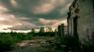 Apocalyptic landscape video