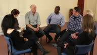 Applauding at Therapy / Counselling group video