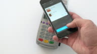 Apple Pay contactless payment 4K video