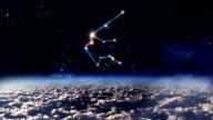 11 Aquarius horoscopes of zodiac sign space video
