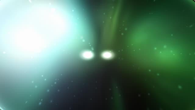 Aquatic Dust Particles video