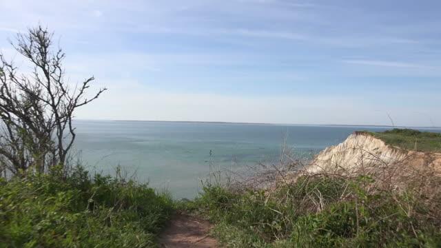 Aquinnah Cliffs video