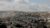 Arab Neighbourhood in Jerusalem video