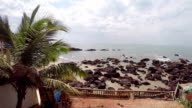Arambol beach, Goa video