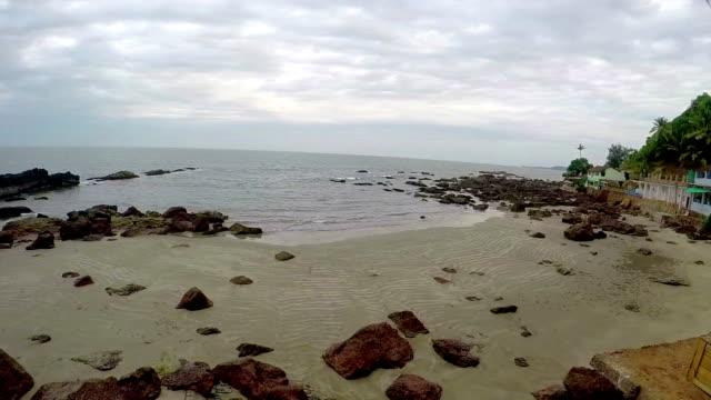 Arambol beach, Goa video