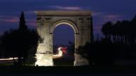 Arc de Berà, Tarragona 4K video