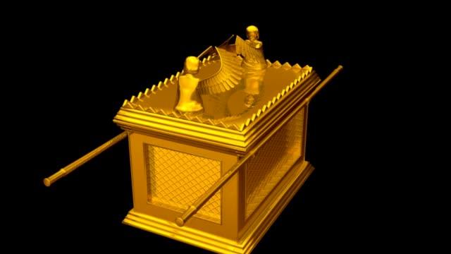 Arca da Aliança do tabernáculo tabernacle anjos video
