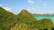 Archipelagic view point video