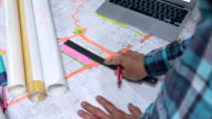Architect compare blueprint video