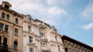 Architecture Vienna - Time Lapse video