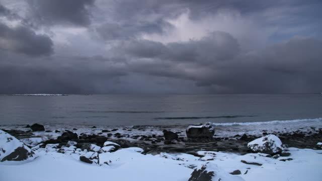 Arctic Beach video